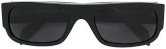 RetroSuperFuture SUPER BY Smile rectangular sunglasses