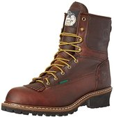 "Georgia Boot Men's Georgia 8"" Logger Boot Work Shoe"