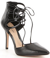Gianni Bini Deyma Ankle Tie Pumps
