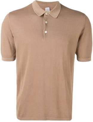 Eleventy knit polo shirt