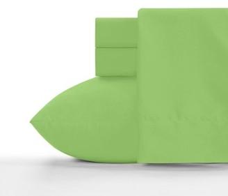Crayola Jungle Green Queen size Microfiber sheet set