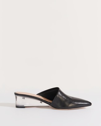 Veronica Beard Ricky Wedge Mule
