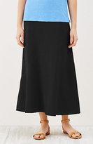 J. Jill Linen Multiseam Maxi Skirt