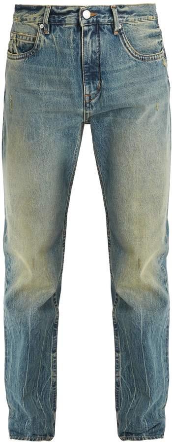 Helmut Lang 97 straight-leg jeans