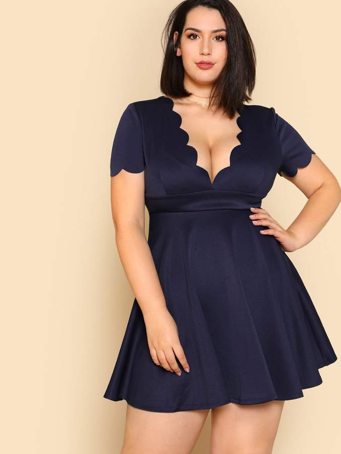 37a5b0eac4ae6 Sexy Skater Dresses - ShopStyle