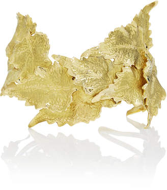 A.N.A Khouri M'O Exclusive: Gold Leaf Bracelet