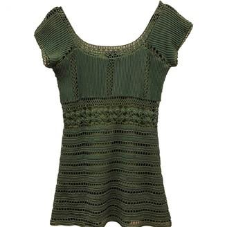 Vivienne Tam Green Knitwear for Women