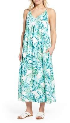Gibson Palm Springs Festival Maxi Dress (Regular & Petite)