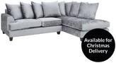 Cavendish Harlow Right-Hand Fabric Corner Chaise Sofa