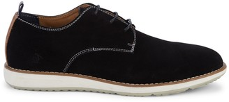 Original Penguin Troy Suede Oxford Sneakers