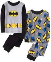 Crazy 8 Batman 2-Piece Pajamas 2-Pack