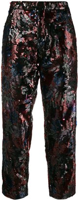 Roseanna sequined Janet trousers