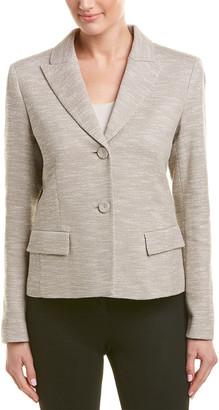 Lafayette 148 New York Tweed Jacket