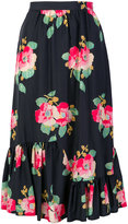 Manoush floral skirt