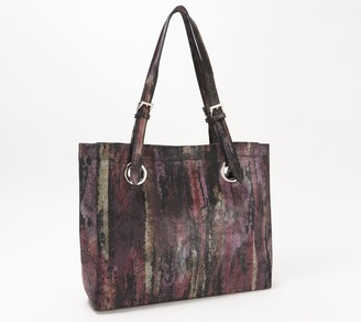 CoFi Leather Erin East/West Tote