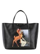Givenchy Large Antigona Deer Printed Tote Bag