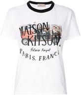 MAISON KITSUNÉ Van T-shirt