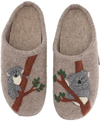 Giesswein Koala (Natural) Women's Slippers