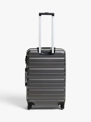 John Lewis & Partners Girona 65cm 4-Wheel Medium Suitcase