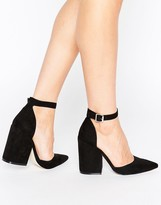 Asos PIPE DREAM Pointed Heels