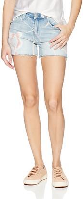 Hudson Women's Valeri Cut Off 5 Pocket Jean Short