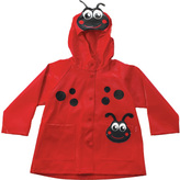 Western Chief Girls' Ladybug Rain Coat