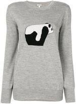 Loewe panda jumper - women - Wool - XS