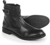 Giorgio Armani AJ Jeans B6574 Leather Boots (For Men)