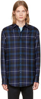 Alexander Wang Multicolor Patchwork Shirt