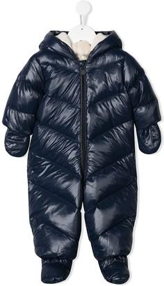 Bonpoint Padded Snow Suit