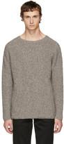 Paul Smith Beige Wool Bouclé Sweater
