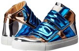 MM6 MAISON MARGIELA Mirrored High Top Women's Shoes