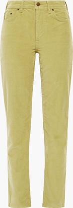 Acne Studios Cotton-blend Corduroy Slim-leg Pants