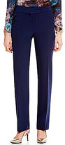 Investments 5TH AVE fit Modern Straight-Leg Pants