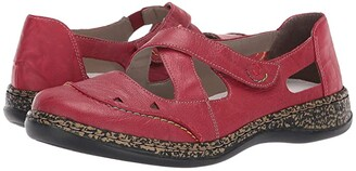 Rieker 46335-33 (Rosso) Women's Shoes