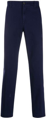 White Sand straight trousers