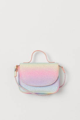 H&M Shimmery Shoulder Bag
