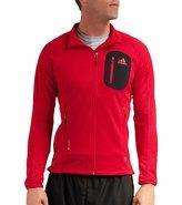 adidas Men's Terrex Cocona Running Fleece Running Jacket 7538015