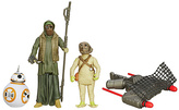 Star Wars The Force Awakens Forest/Space/Desert 2 Pack Asst