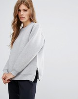 YMC Side Slit Sweatshirt
