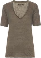 Isabel Marant Maree linen T-shirt
