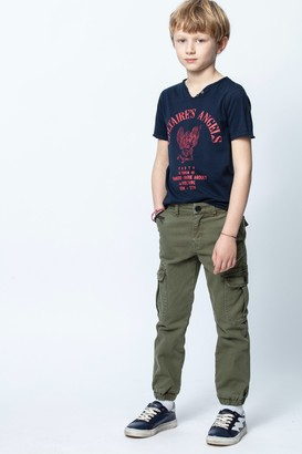 Zadig & Voltaire Kids Boxer T-Shirt