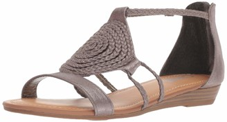 Carlos by Carlos Santana Women's TAFFEY Wedge Sandal