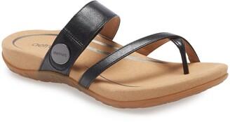 Aetrex Izzy Slide Sandal