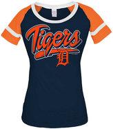 5th & Ocean Women's Detroit Tigers Homerun T-Shirt