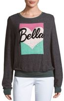 Wildfox Couture Heathered Roundneck Sweatshirt