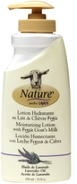 Nature by Canus Moisturizing Lotion with Fresh Goat's Milk Lavender Oil