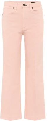 Rag & Bone Justine cropped jeans