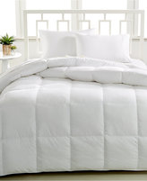 Hotel Collection Luxury Down Alternative King Comforter, Hypoallergenic Polyester Fiberfill, 450 Thread Count 100% Cotton Cover