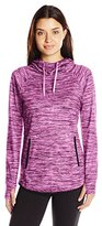 Jockey Women's Space Dye Fleece Hoodie